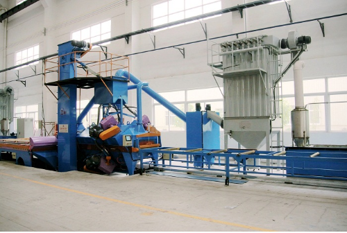 Aluminium Profile Treatment Machine