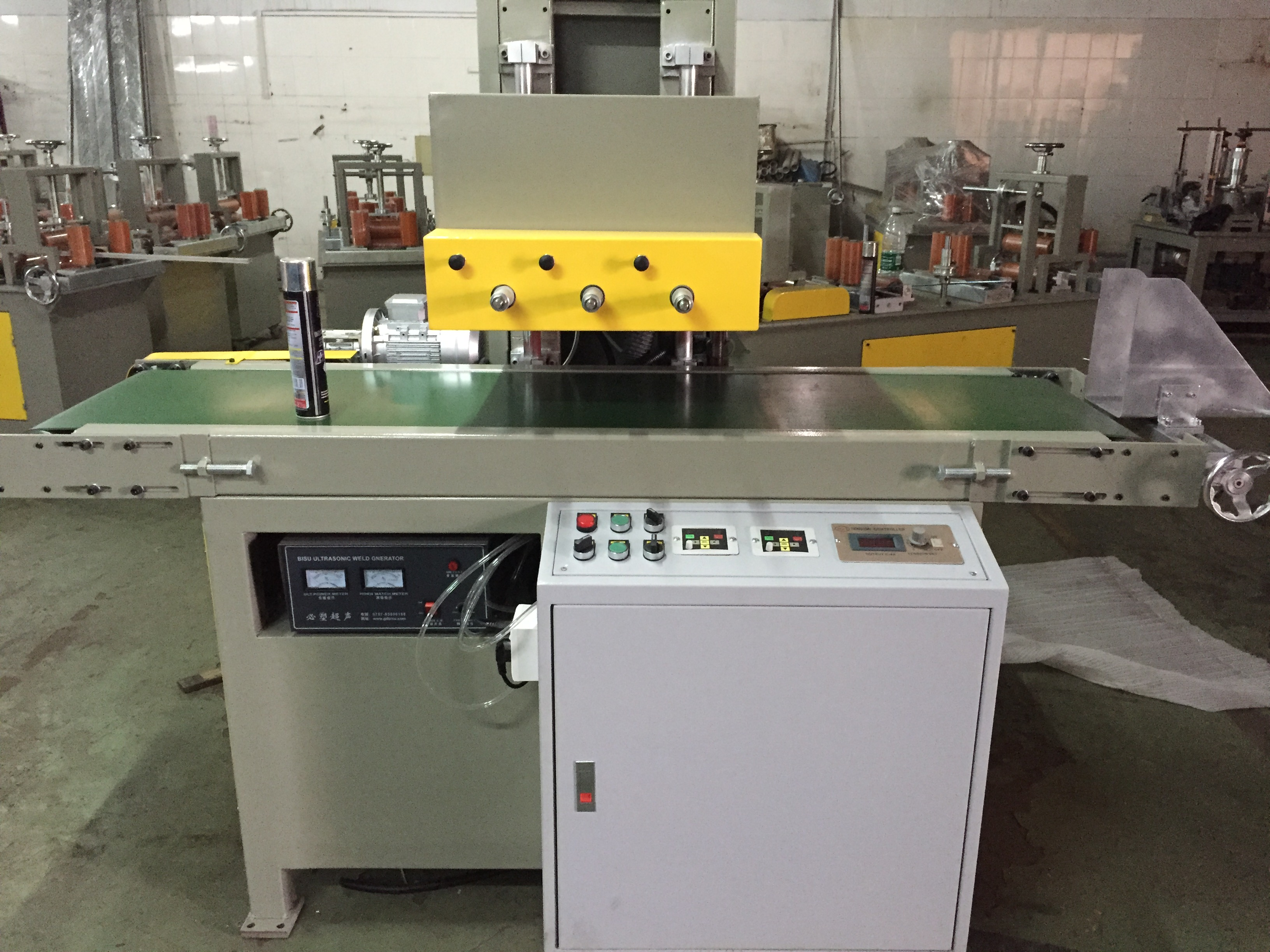 Ultrasonic Film Welding Machine